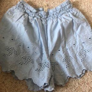 Cute Aeropostale Flowy shorts